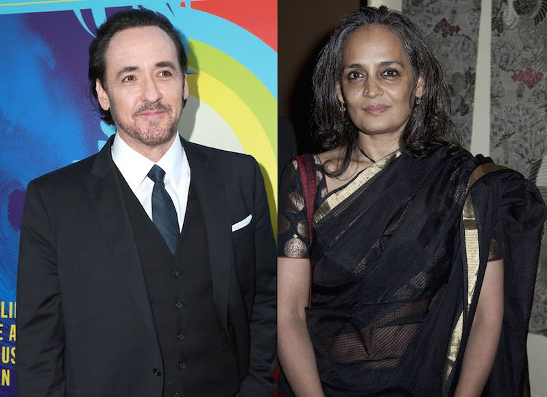 RT @Truthdig: John Cusack and Arundhati Roy: Things That Can and Cannot Be Said: https://t.co/ApeB6RulBx  @AlterNet @johncusack https://t.c…
