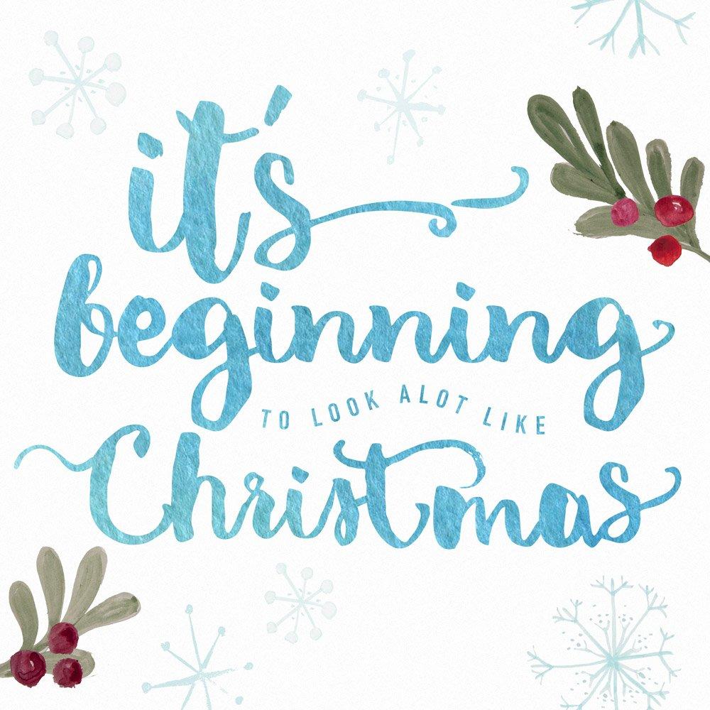 Its Beginning To Look Alot Like Christmas - gaurani.almightywind.info