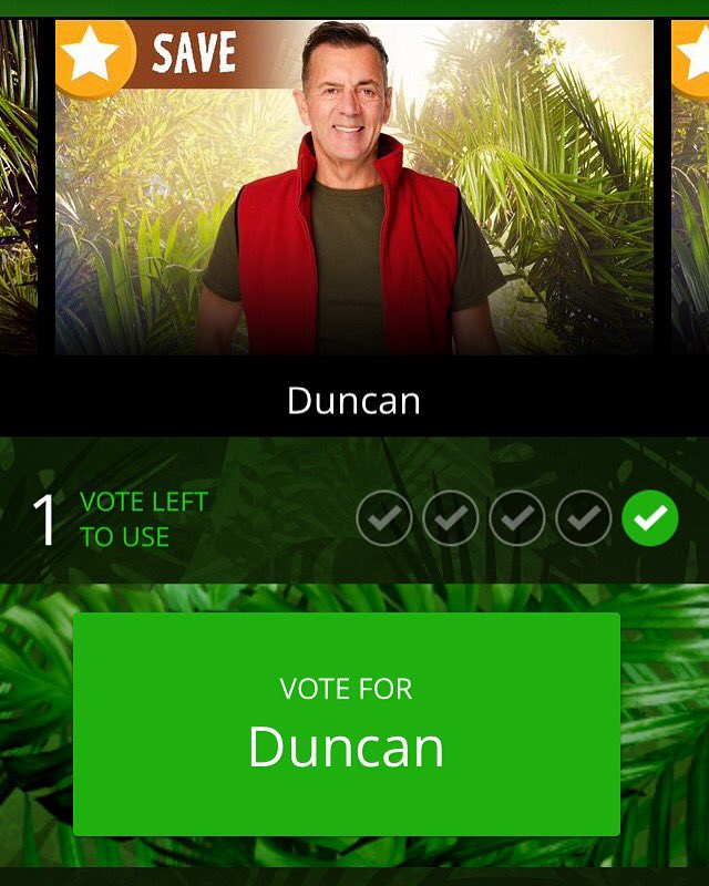 RT @TSkyeF: @DuncanBannatyne me and all my friends have voted for you, we want you to win so bad https://t.co/jIpOG1fHGU
