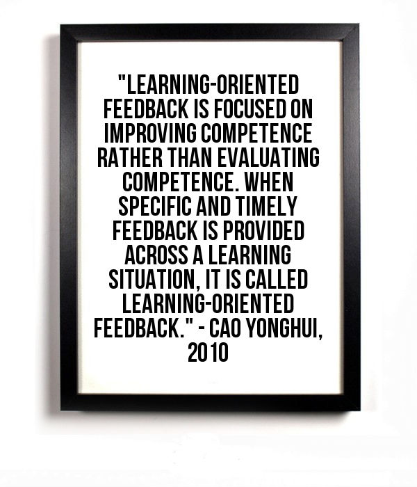 In preparation for tonight's #LINCchat on Learning-Oriented Feedback, here is a definition: https://t.co/KwbMbldTN3