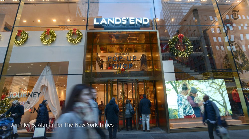 At Lands' End, Christmas shopping for people who hate Christmas shopping https://t.co/umvH2GPpow https://t.co/wuuw98U9Vh