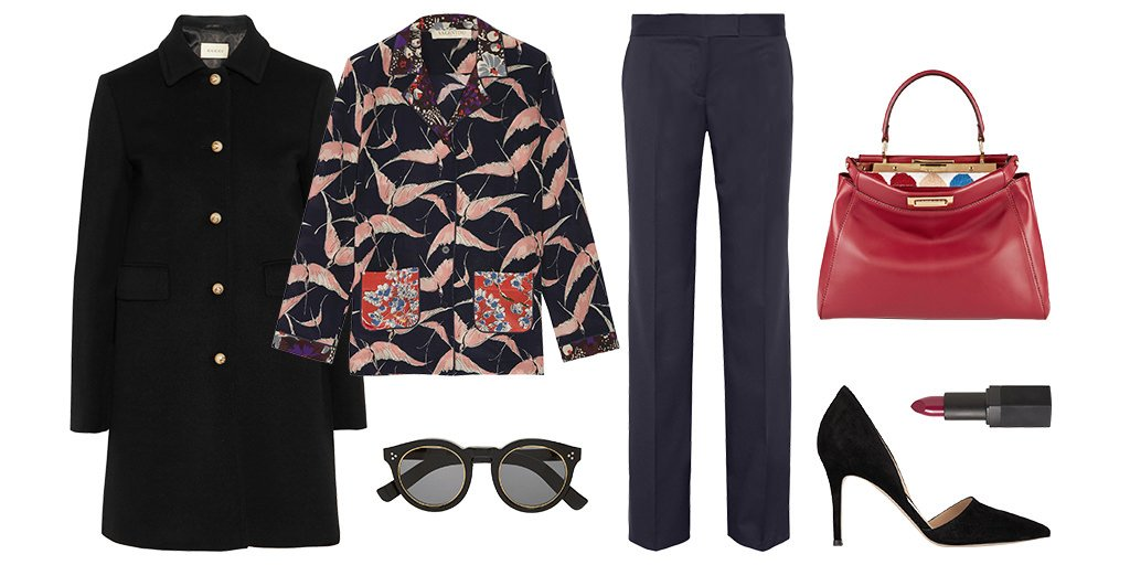 Dare to be different in maximalist prints and eye-catching accessories. https://t.co/BTzUk6lJRY https://t.co/B31RMUOguo
