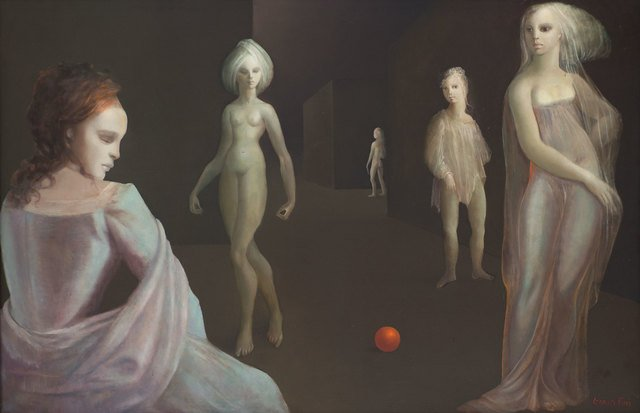 See six decades of work from the nearly forgotten Leonor Fini, on view in San Francisco: https://t.co/f7QRB1lyzM https://t.co/Jy3eRH0foR