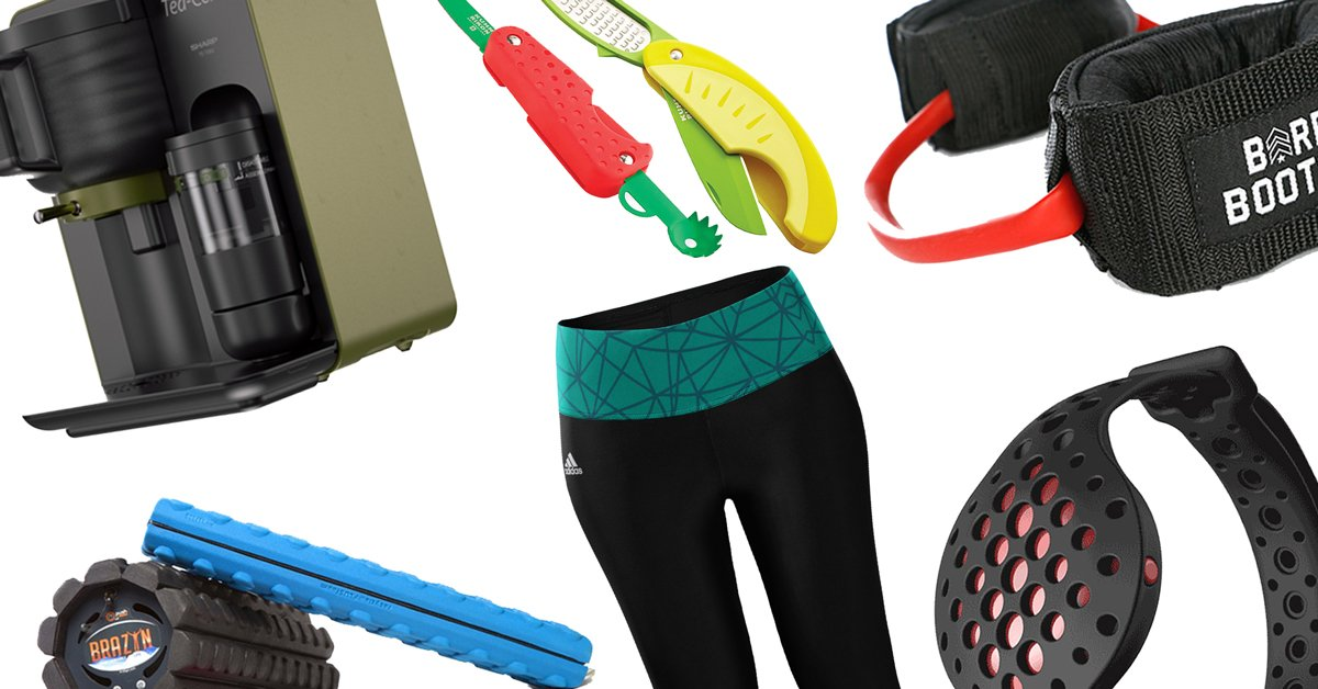 17 Seriously Useful Fitness Gifts for Gym Lovers: https://t.co/rxnYECF4HM https://t.co/xRqrnQYQUC