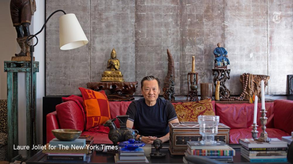 A legendary Los Angeles antiques dealer opens up his own home. https://t.co/j3oI8TgNC2 https://t.co/vCK0kG0lG8