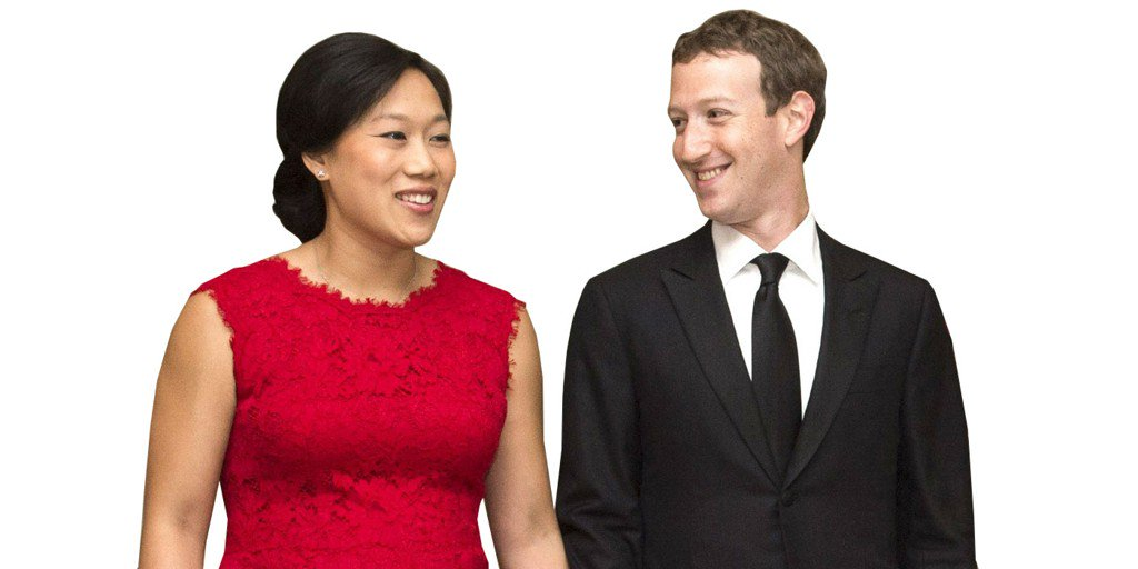 Mark Zuckerberg and Priscilla Chan Welcome Baby Daughter, Say Goodbye to $45 Billion https://t.co/5B9mYxR8LT https://t.co/nyLj9zDFmN