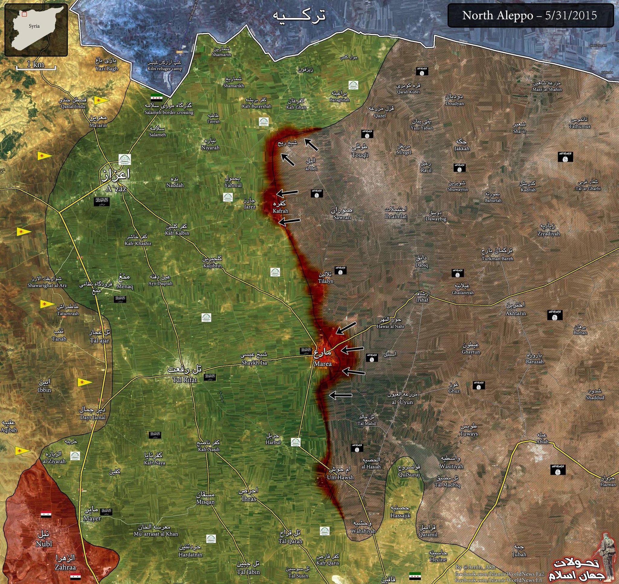 Syrian Civil War: News #4 - Page 22 CVNOqDsXAAAu43F