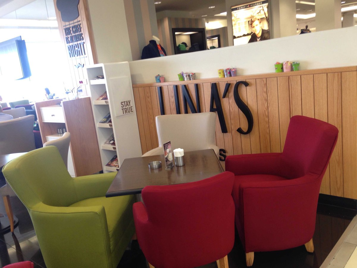 A #table at Lina's is waiting for you once you're done #shopping in @ABC_Lebanon Dbayeh. https://t.co/W9wboBWNZF