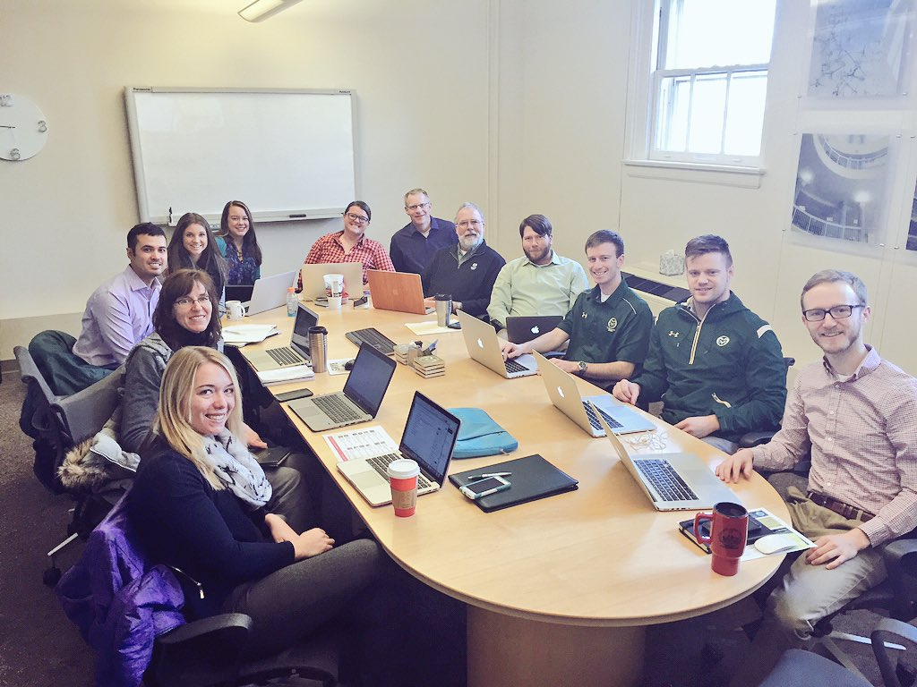 Grateful for the all-star #CSUSocial community at #ColoradoState. We're tuning into #HESM15 https://t.co/I0IC2f5uNO
