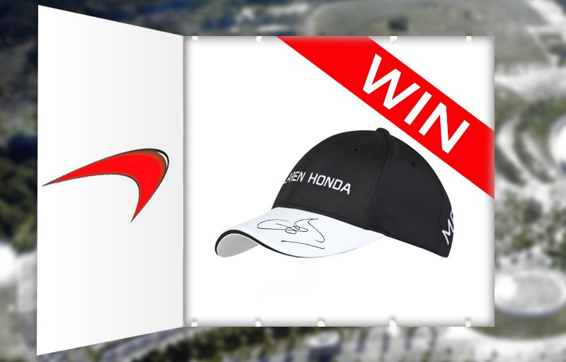 Be in with a chance to win a signed @JensonButton cap! Just RT to enter. https://t.co/Epn7i7vqZW