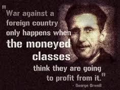 Today, I will mostly be quoting George Orwell. #SyriaVote https://t.co/Ltm0bk0NlX