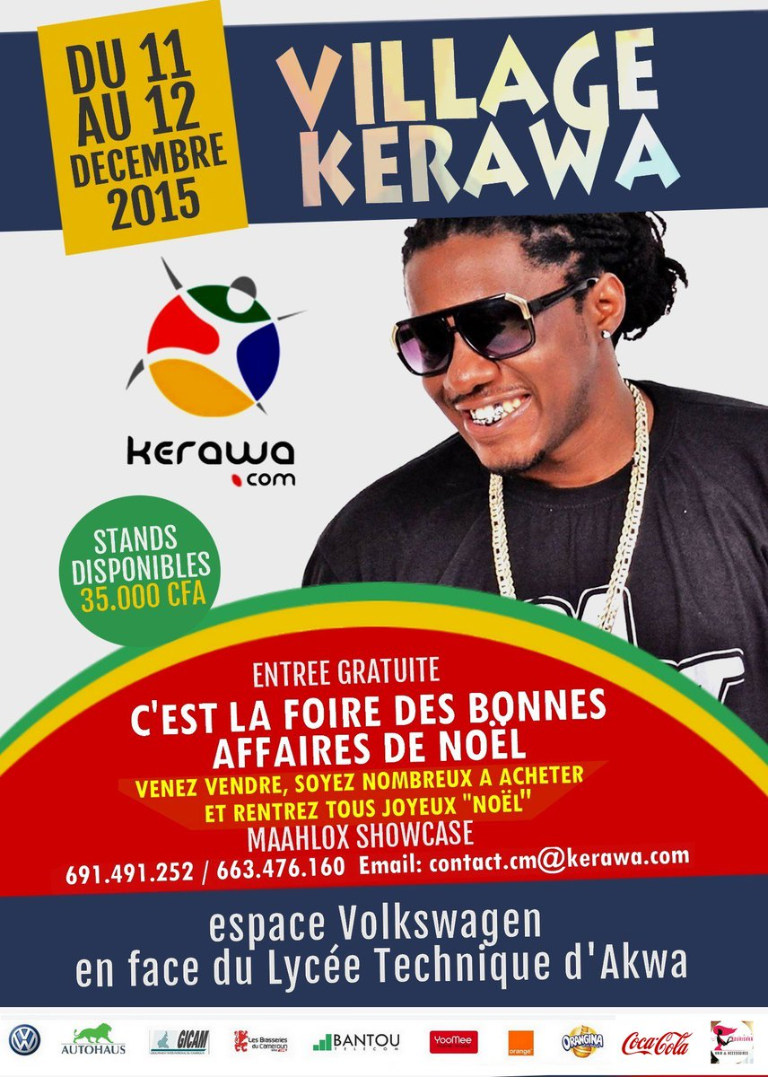 The D-day is almost there @Kerawa_CM @BantouTelecom @CMROrange https://t.co/BDFuBV6dt7