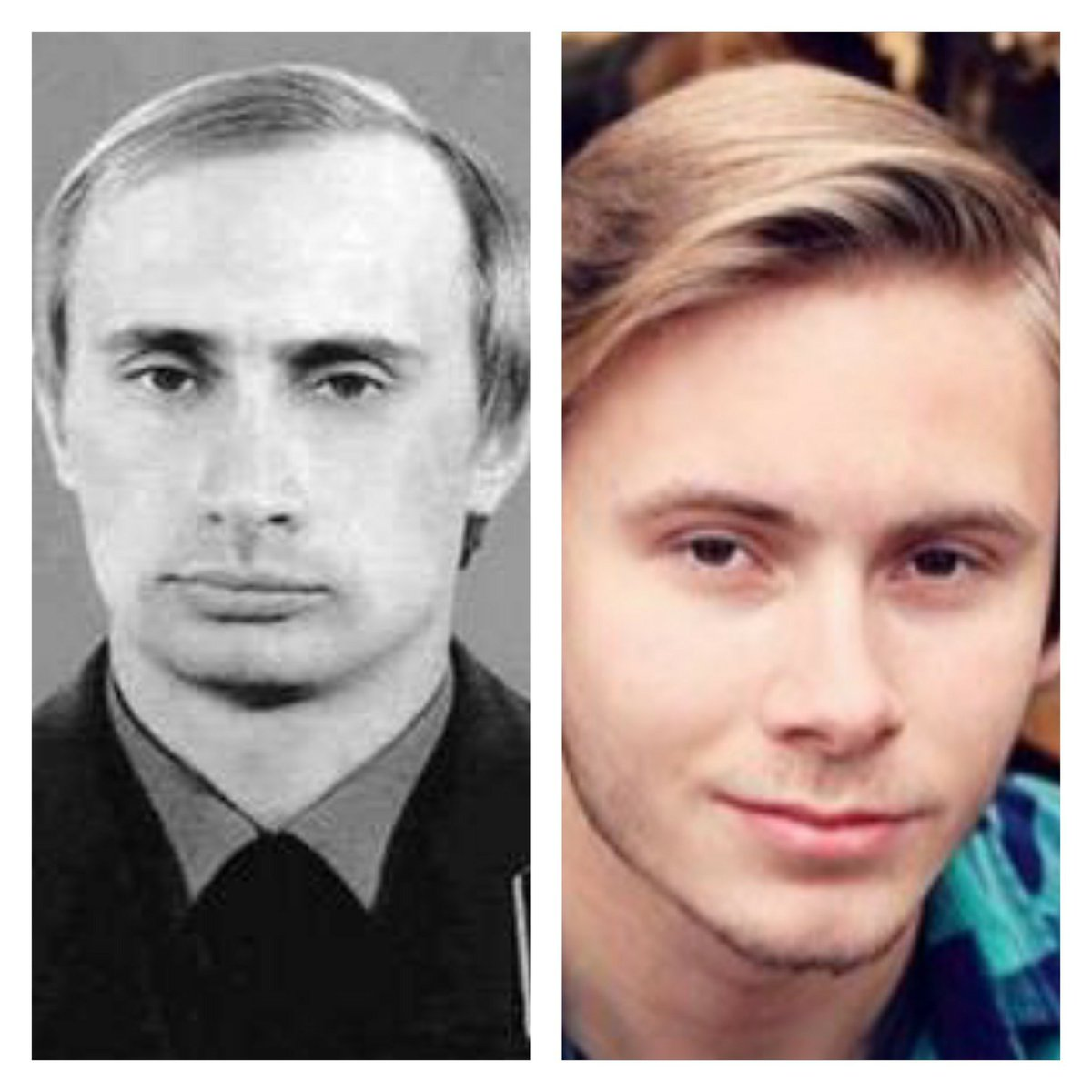 #throwback to when @ConnorHaglin was the head of the KGB