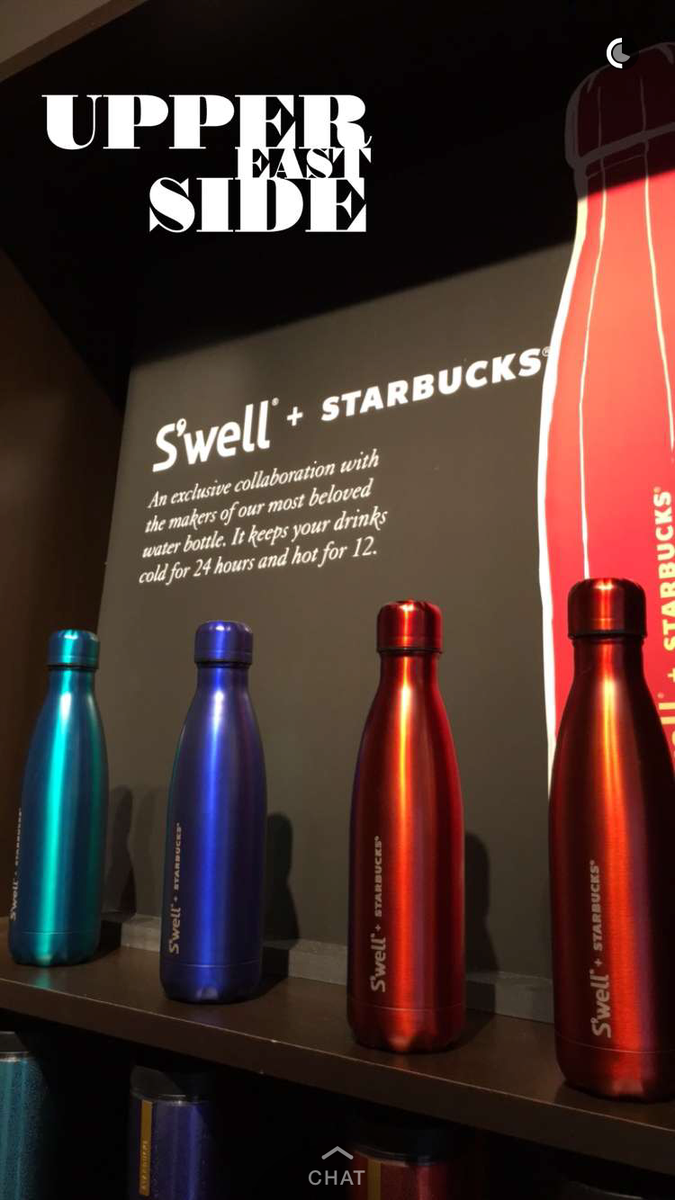 S Well Bottle On Twitter Swttealdy Starbucksnews Starbucksprtnrs Check Your Local Starbucks For Availability