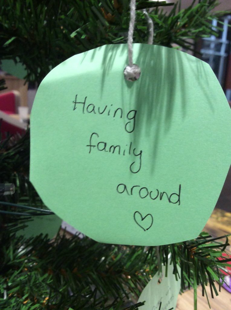 #StudentChats some students from Leeds have told us going home is positive in our coping with Christmas tree https://t.co/YvE6bjPPtz