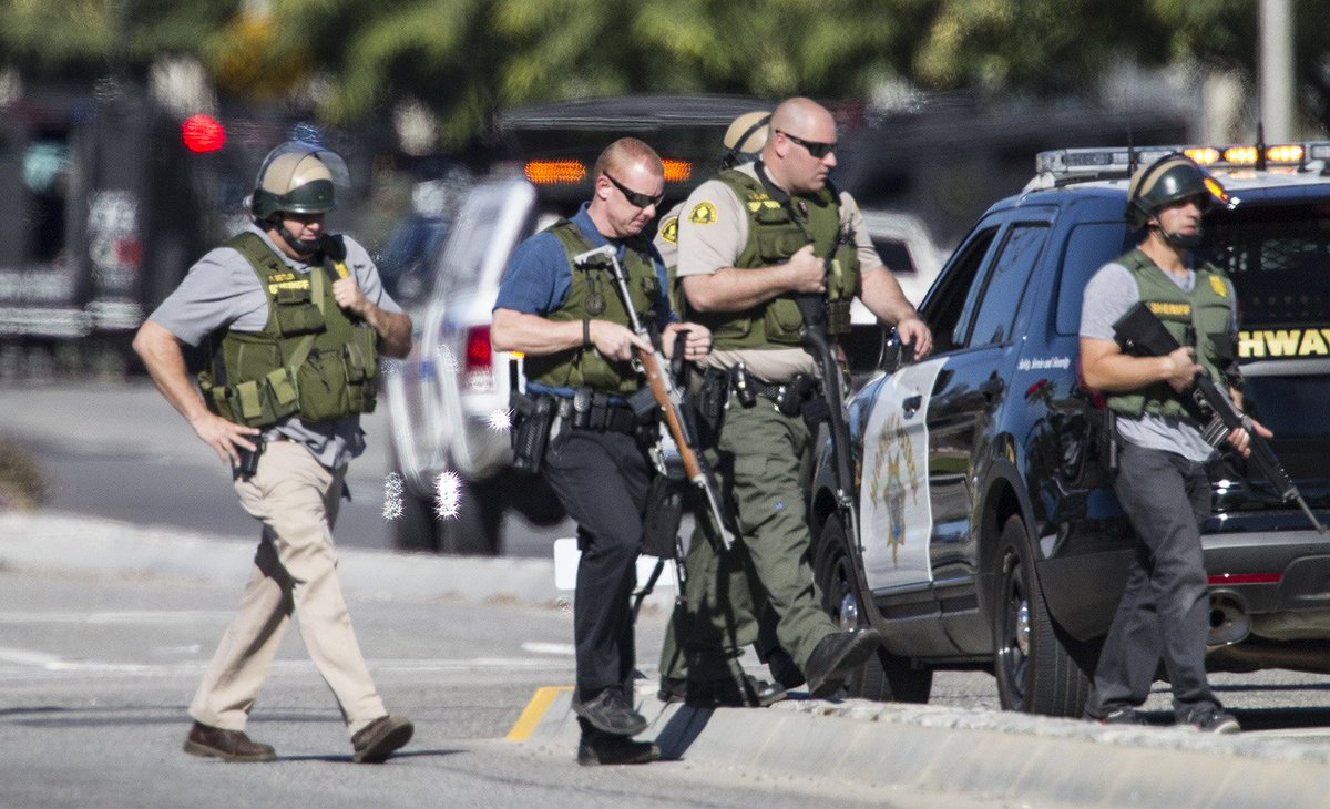Thumbnail for Mass Shooting in San Bernardino