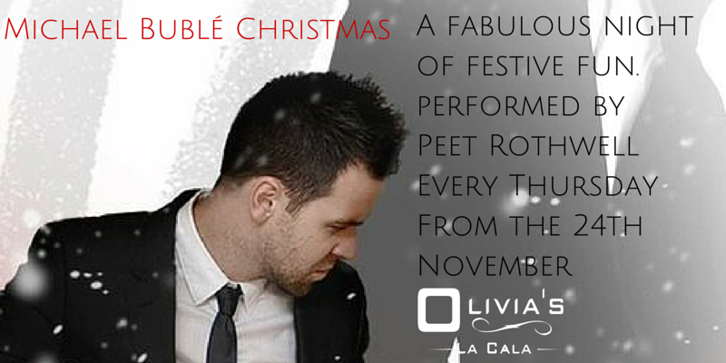 RT @oliviaslacala: This #thursday we have a Christmas Special from @Peetbuble @elliottwright_ https://t.co/3DUpVQO4Fc