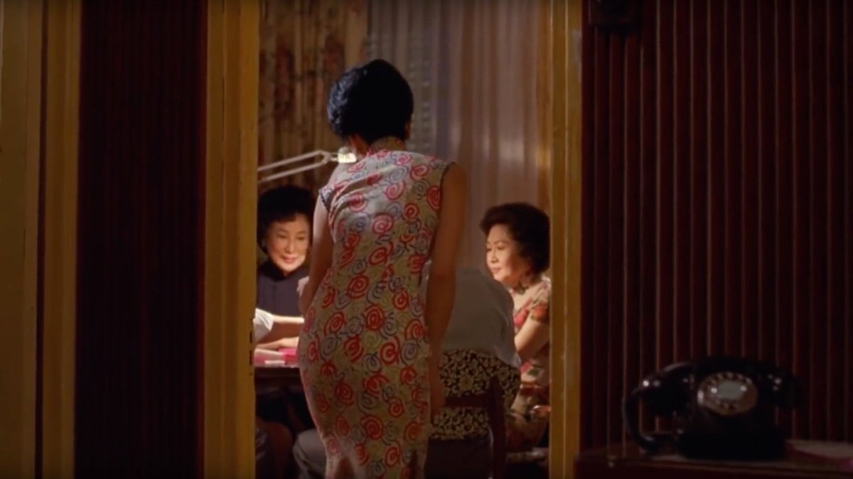 Image result for in the mood for love framing