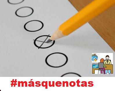Thumbnail for #másquenotas