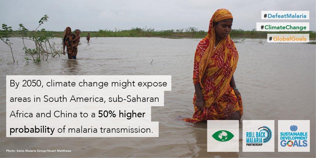 Invest to #DefeatMalaria for people & planet https://t.co/njtWRSDqrN #COP21 #GlobalGoals #AIM https://t.co/j1ItzZVxnA