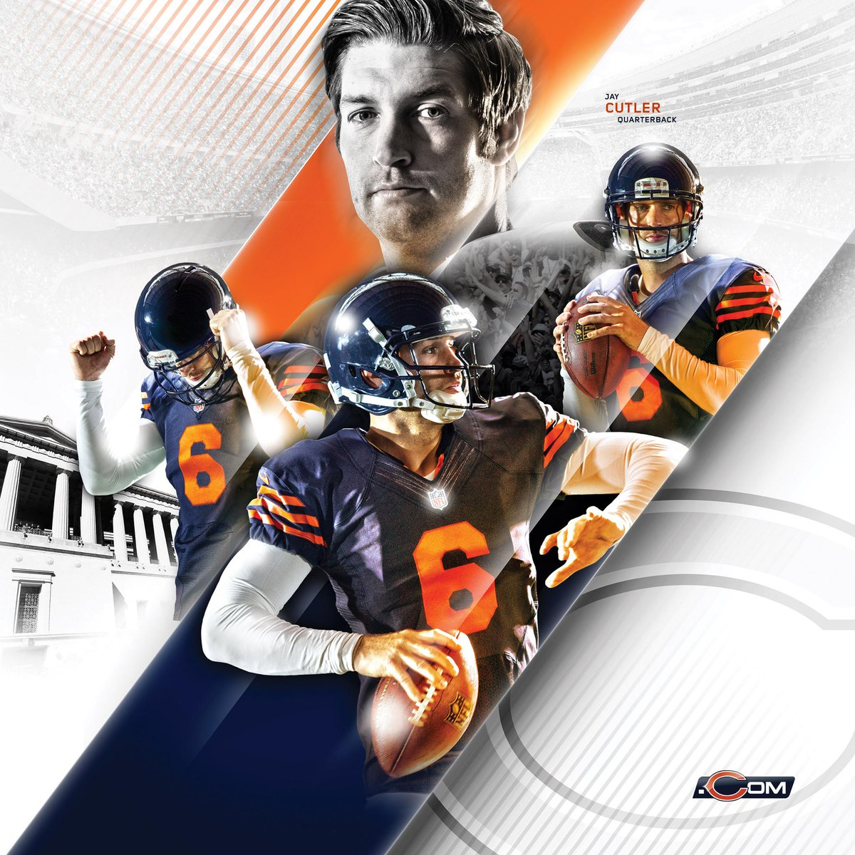 Chicago Bears On Twitter Dont Forget About Wallpaper Wednesday This Week Weve Got Mr Jay Cutler For You Tco Y7qPPyytj7