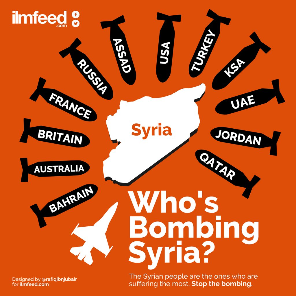 theyll now be terrorised by British airstrikes AND these forces that have been bombing them for longer #SyriaVote https://t.co/3oCeEBcbfe