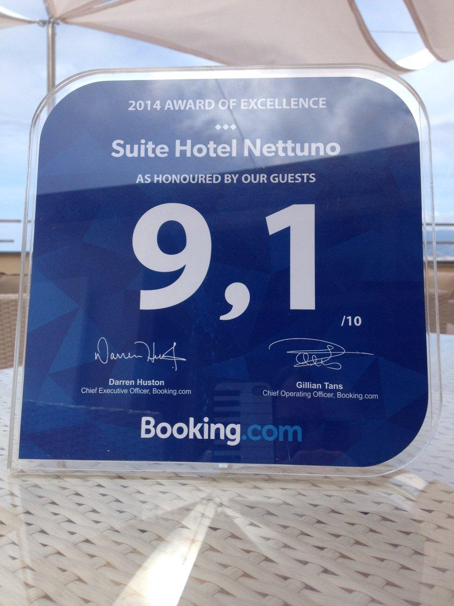 Suite Hotel Nettuno on Twitter: \