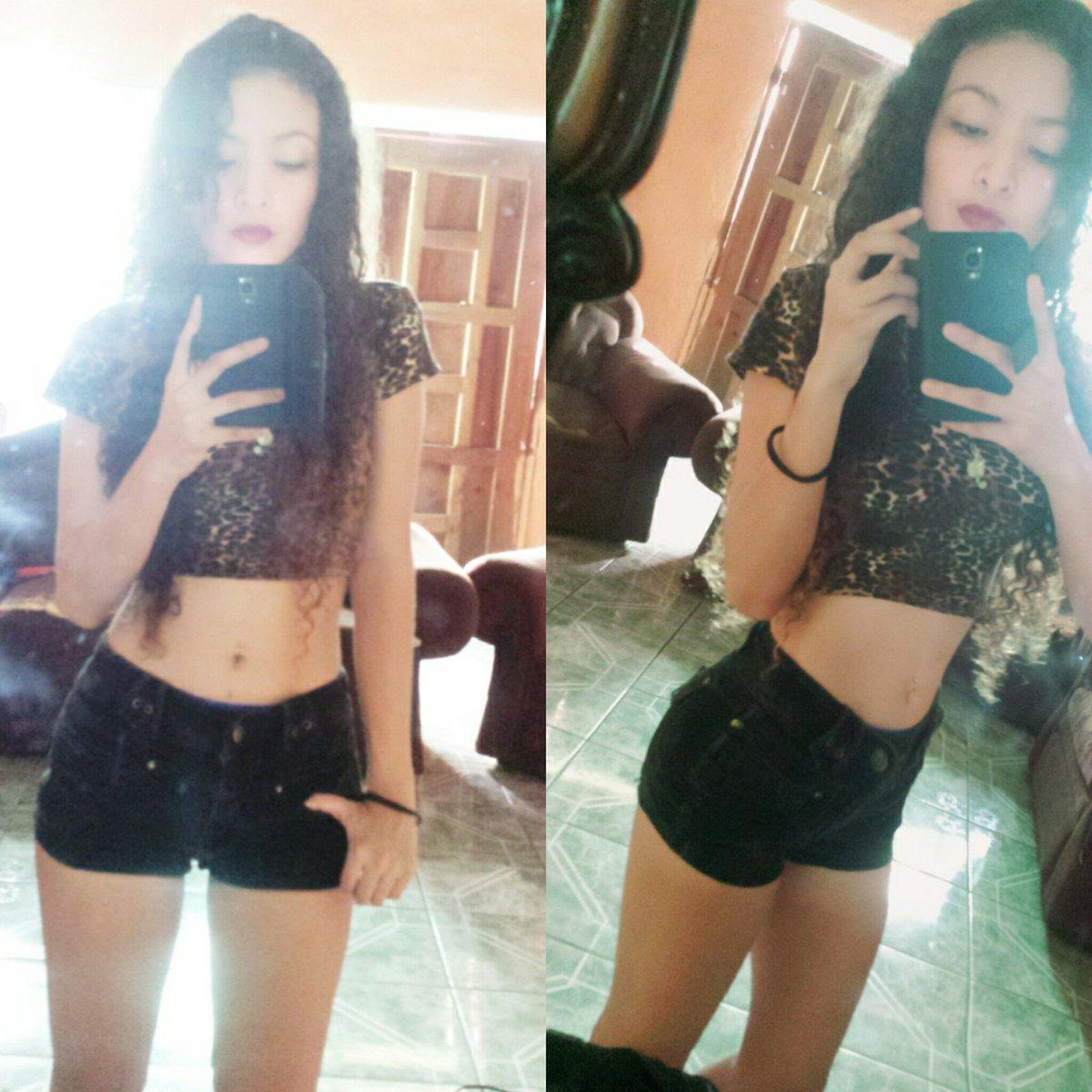 girls Skinny latina