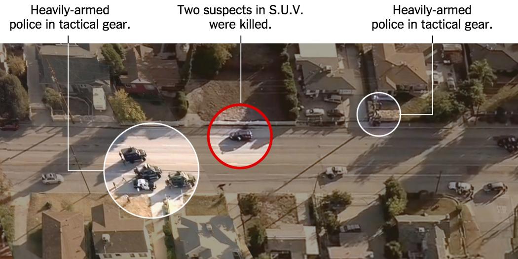 shooting California, shooting US, terrorist