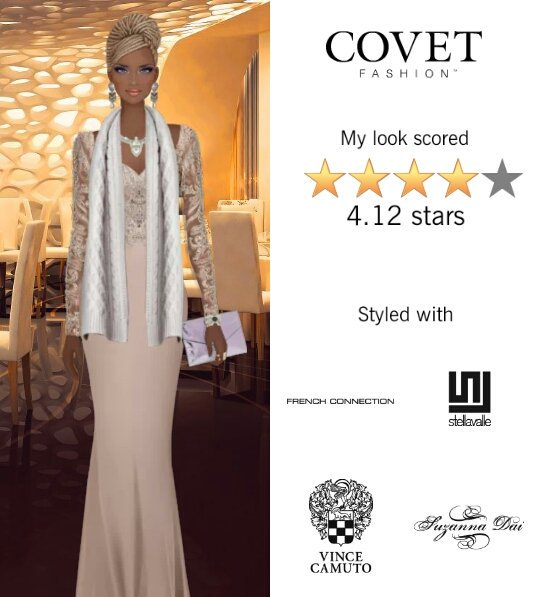 Gwhiskers On Twitter My Look Scored 4 12 Stars In The Designer Show After Party Challenge In Covet Fashion Https T Co M01al4fqqd Https T Co Sydebixx3w