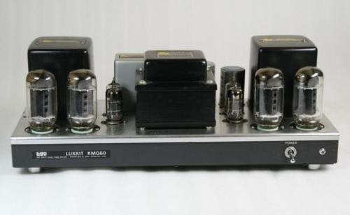LUXMAN Vintage Stereo Power Tube Amplifier Amp KMQ-60 #eBay #Japan #Sound #Music #Amplifier https://t.co/S1Xv2eGxY3 https://t.co/zGZef3LIr4