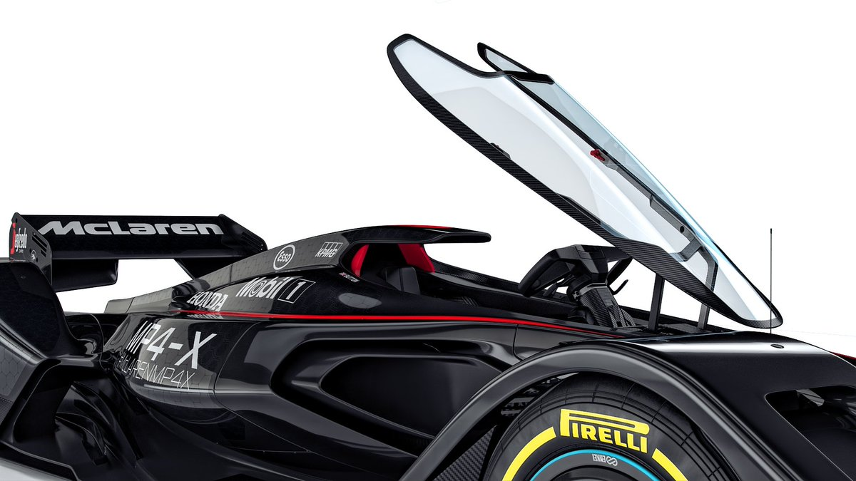 McLaren on Twitter  #McLarenMP4X examined a canopy provides driver protection and added aero benefits. //t.co/zmb6ceA5IG //t.co/ywjV1pywh2   sc 1 st  Twitter & McLaren on Twitter: