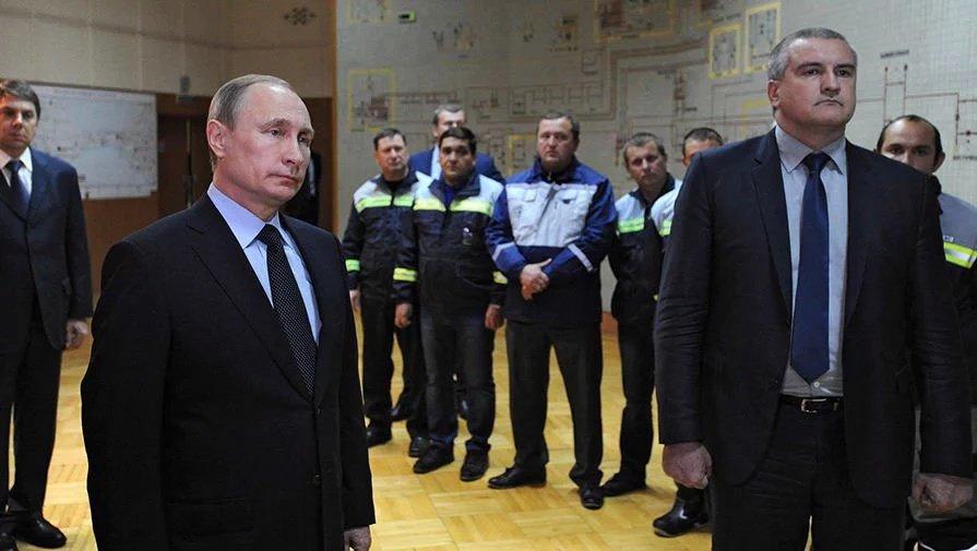 МИД направил России ноту протеста из-за визита Путина в Крым - Цензор.НЕТ 7330