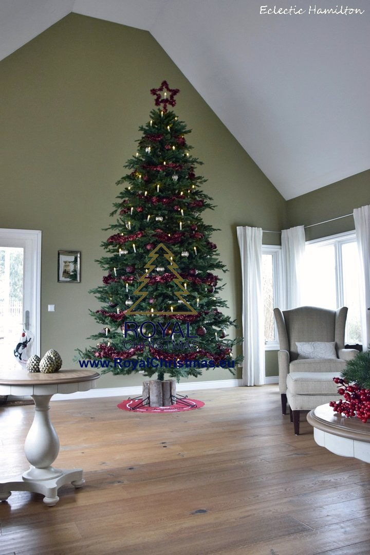 15 Ft Christmas Tree.Royal Christmas On Twitter Our Iowa Deluxe Artificial