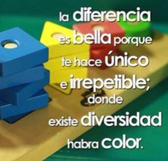 Que todos tengan en este mundo un lugar ✔️ #pedagogiainclusiva  #DiadelaDiscapacidad #di_capacidad https://t.co/B5vS7fSZmv