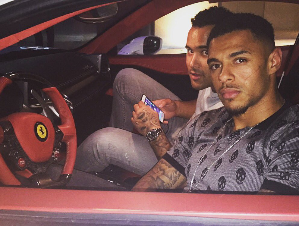Picture of Andre  Gray Brother, called Cody