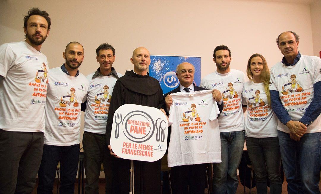 """@divaio9 testimonial dell'Operazione """"Pane e sport"""" http://www.bolognafc.it/news.asp?id=15113#.VmBjeLjqhBc…"""