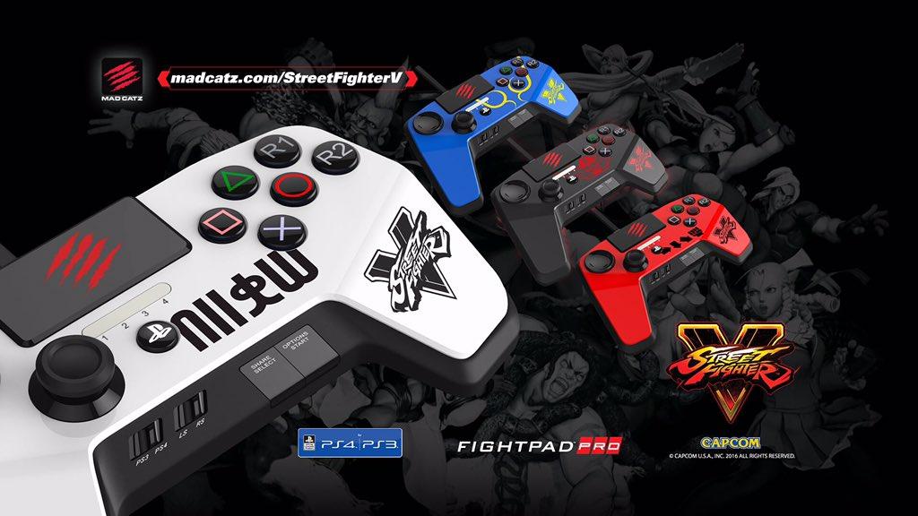 Street Fighter V FightPad PRO