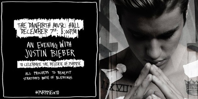 @justinbieber tickets for Monday's acoustic show?   Why yes ...LOTS!  Deets here: https://t.co/zIUrc3CvOl  #bethere https://t.co/za6jBwmHE3