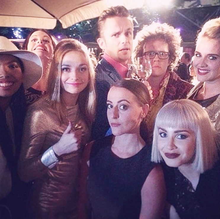 "josh v on twitter: ""de cast van de film fashion chicks! pip pellens"
