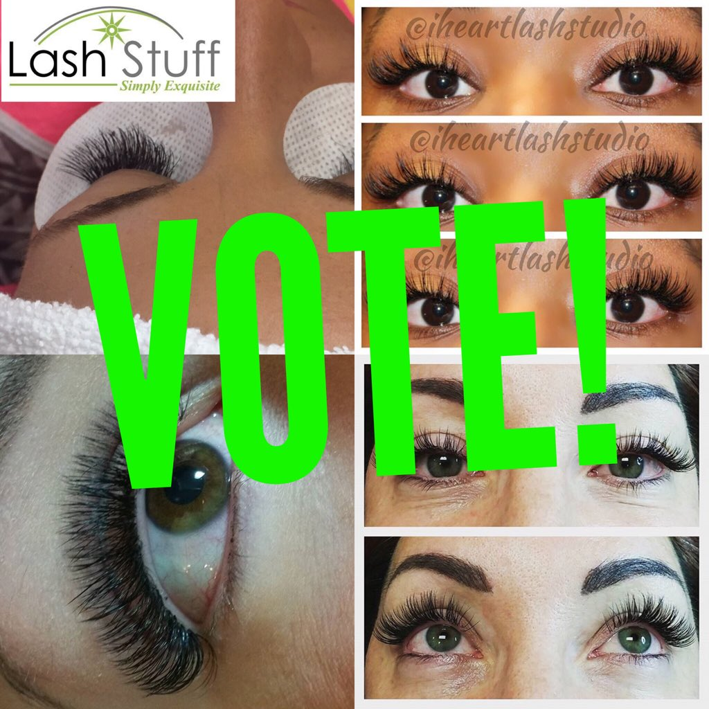 Eyelash Extensions Lashstuff Twitter