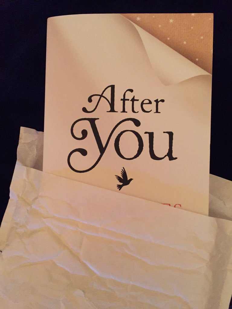 Copy of After You in a Jiffy envelope