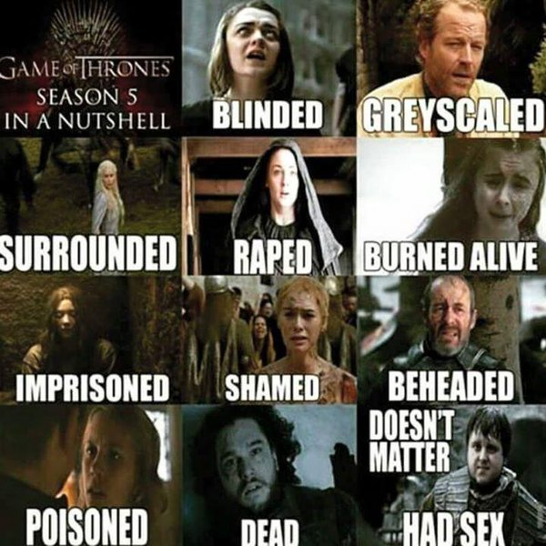 Shireen Baratheon Game of Thrones Memes ...
