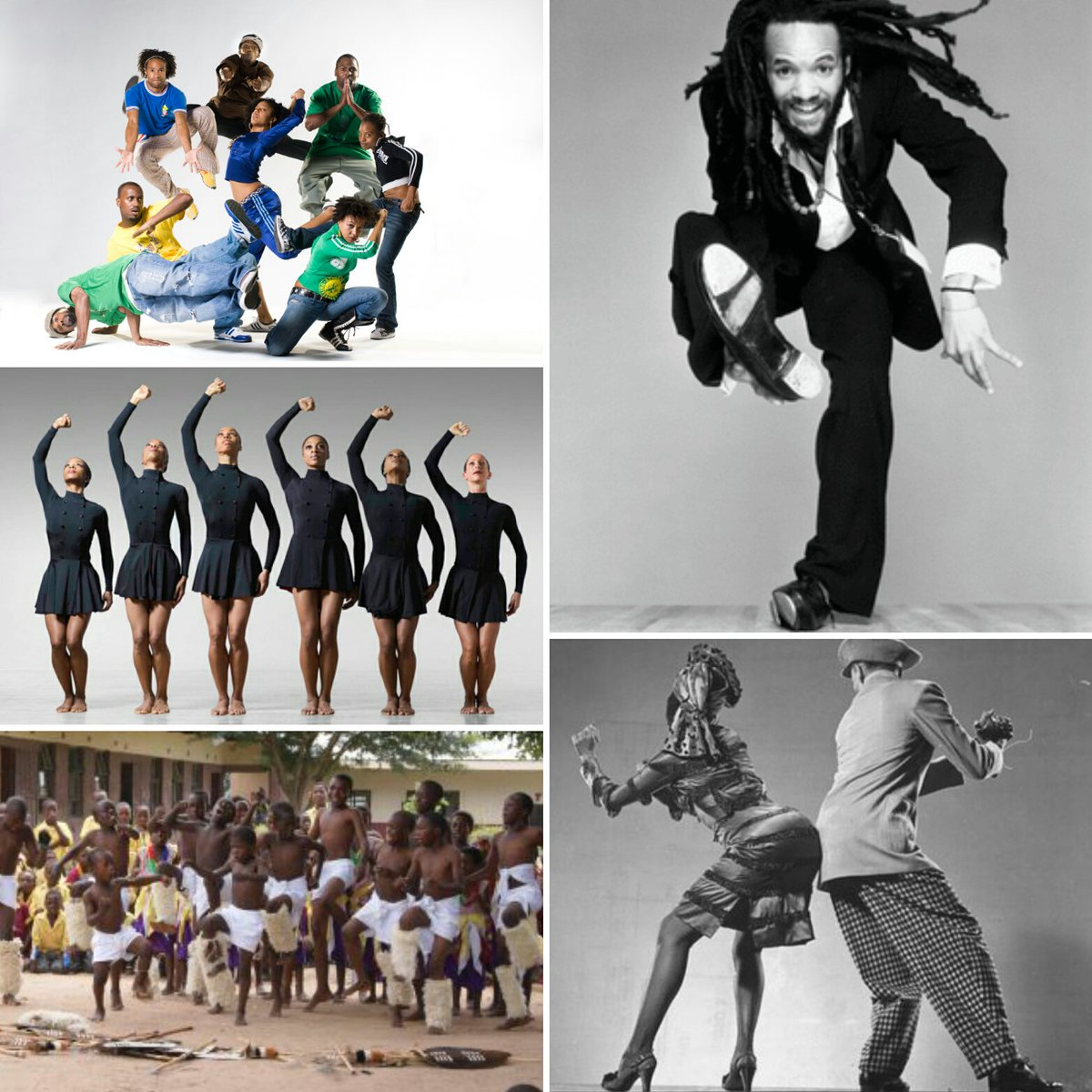 TODAY'S THE DAY! 1pm ET the time! We're talkin Classically Black DANCE w/ @jaamilkosoko & YOU! Join on #ClassicBlack https://t.co/kgOtbUkWg9