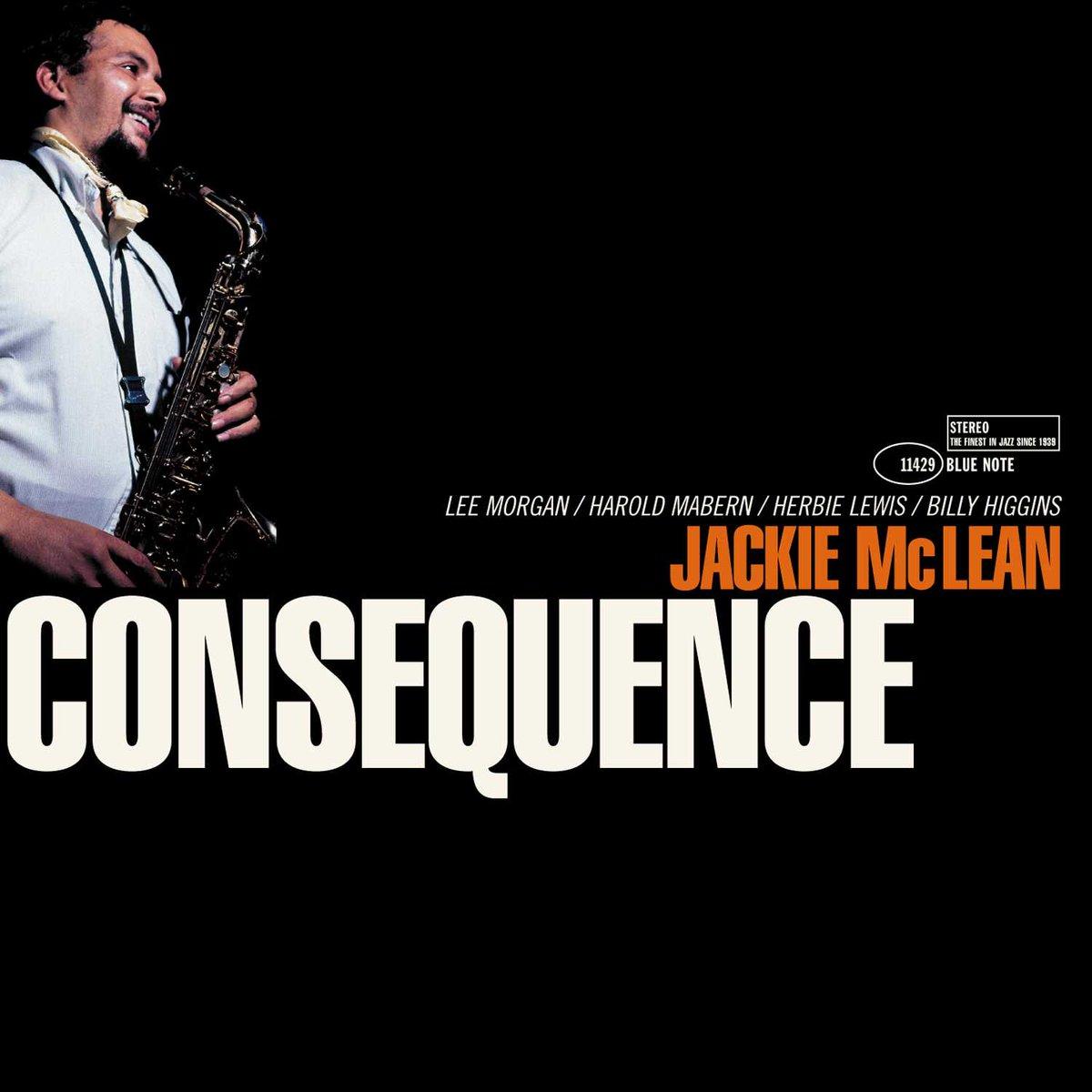 50ys ago 2 altoists recorded on opposite sides of the Atlantic #JackieMcLean #OrnetteColeman https://t.co/v0tFFX9OJW