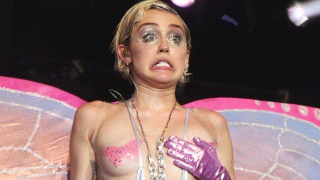 Twerking Miley cyrus