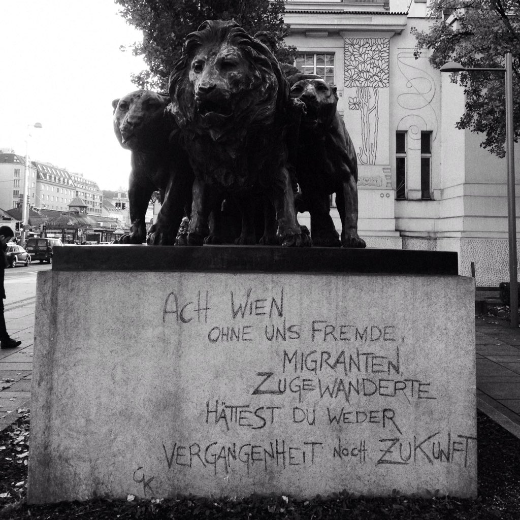 Ach Wien! https://t.co/5T7Kiqo6QK