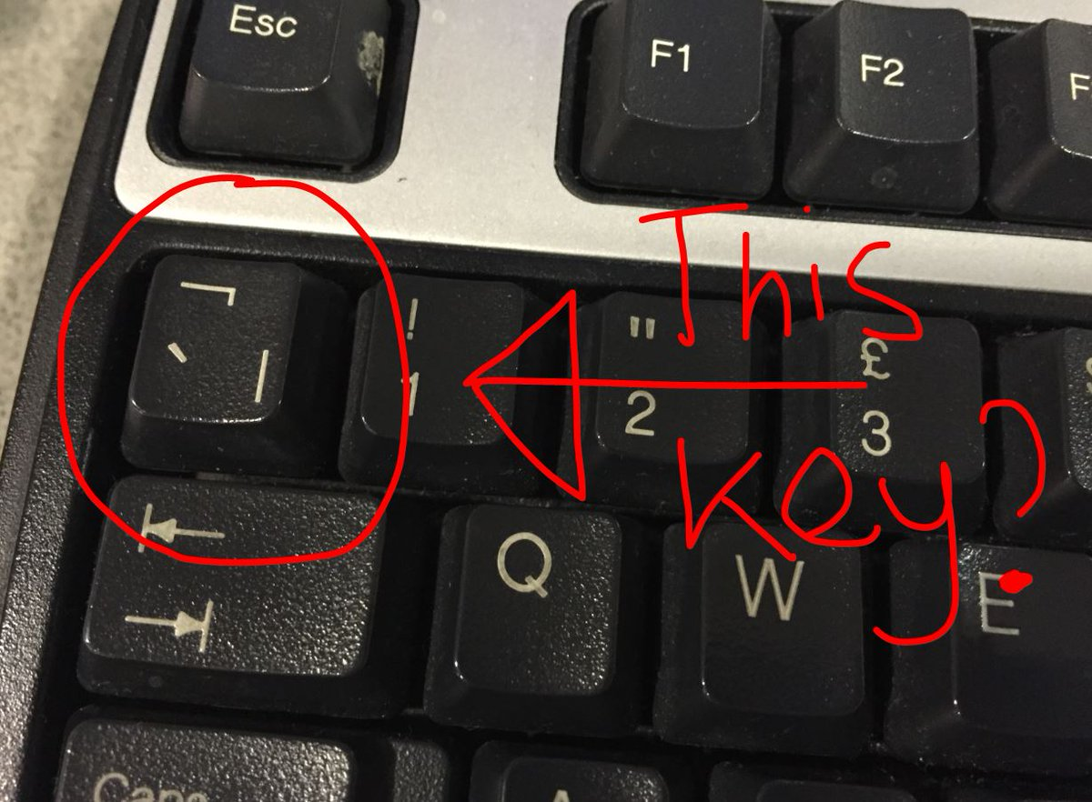 What Is This Key Called What Are The Symbols Used For How Do You