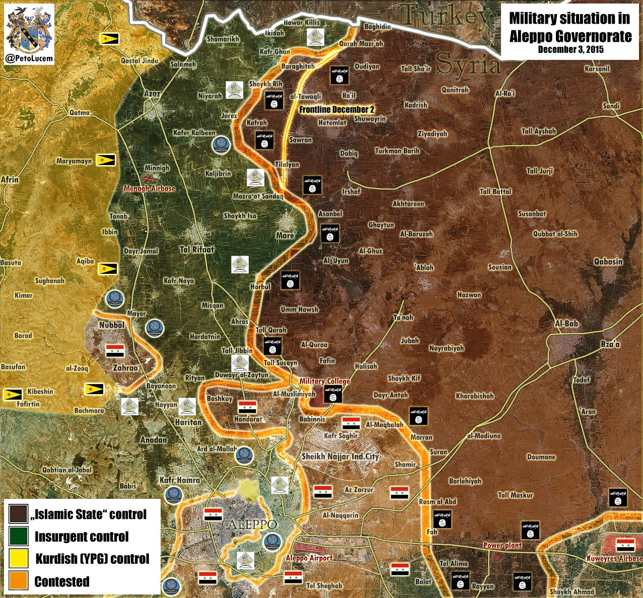 Syrian Civil War: News #4 - Page 23 CVUdMgXW4AElkps