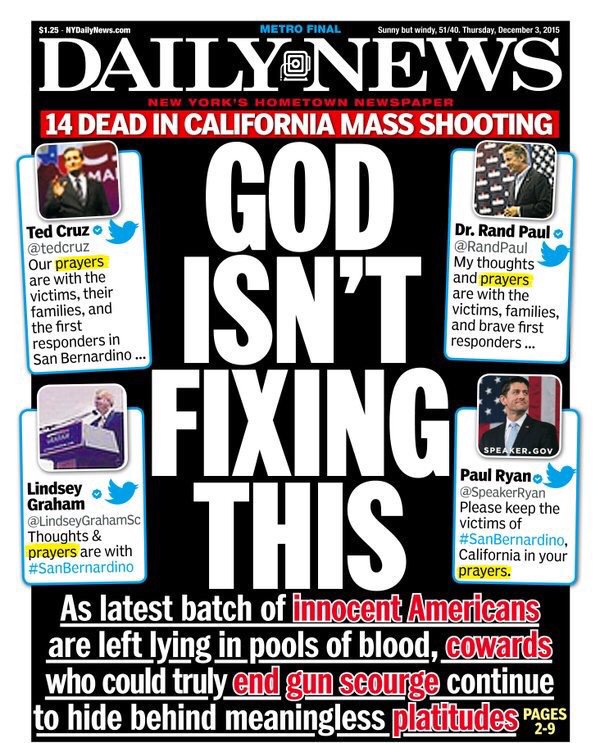 Daily News covers are usually not my kind of thing but this... https://t.co/YnNpeA9I7x